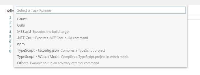 Typescript - vscode-docs